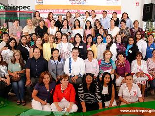 Xochitepec suma esfuerzos con el Parlamento de Mujeres