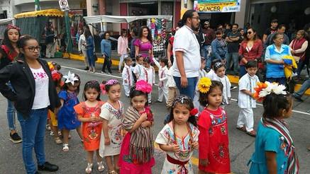 Desfile Preescolar 2019