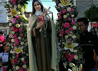 Festejo a Santa Teresita 2019