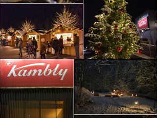 Kambly Weihnachtsmarkt, Trubschachen