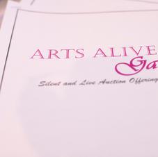Arts Alive Gala Silent & Live Auction