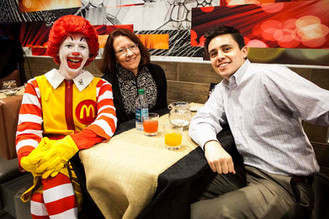 McChef Event Hosted By the Bentham Organization