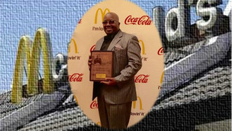 Young Houstonian Receives McDonald's Outstanding GM Award