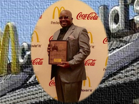 Young Houstonian Receives McDonald's Outstanding GM Award