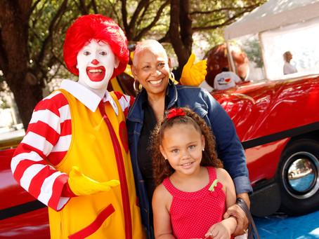 McDonalds Dream Discovery Festival