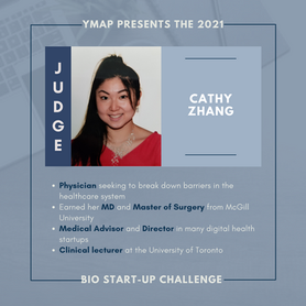 Dr. Cathy Zhang