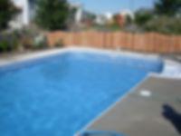 Inground pool - Neptune Pools