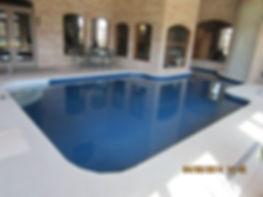 Inground Pool Liner Replacement
