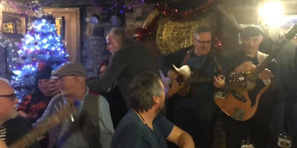 Dixies Christmas Eve Acoustic Jam
