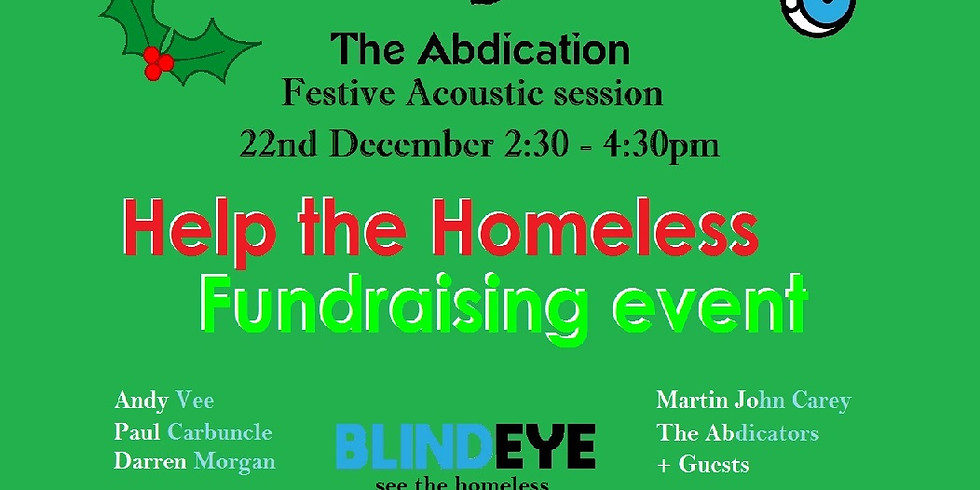 Festive session + fundraiser at the Abdication