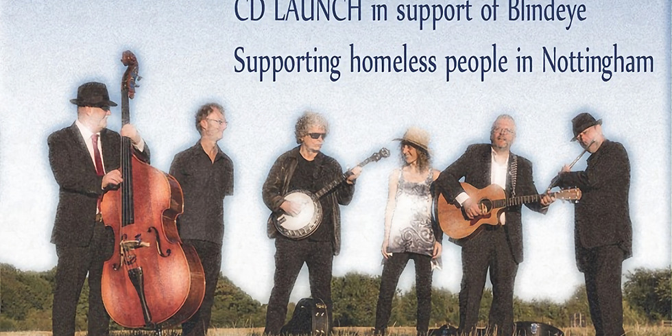 The launch of the Corndodgers' new CD 'Skylarks'