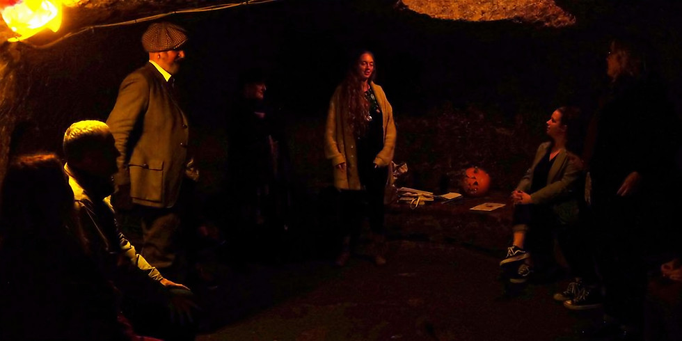 Carols in the Caves