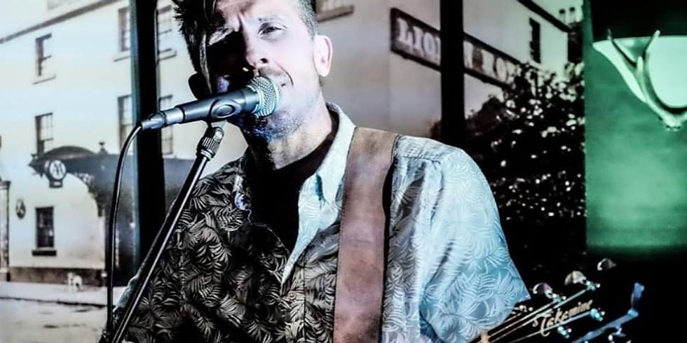 Darren Morgan plays at the Dixies Arms, Lower Bagthorpe
