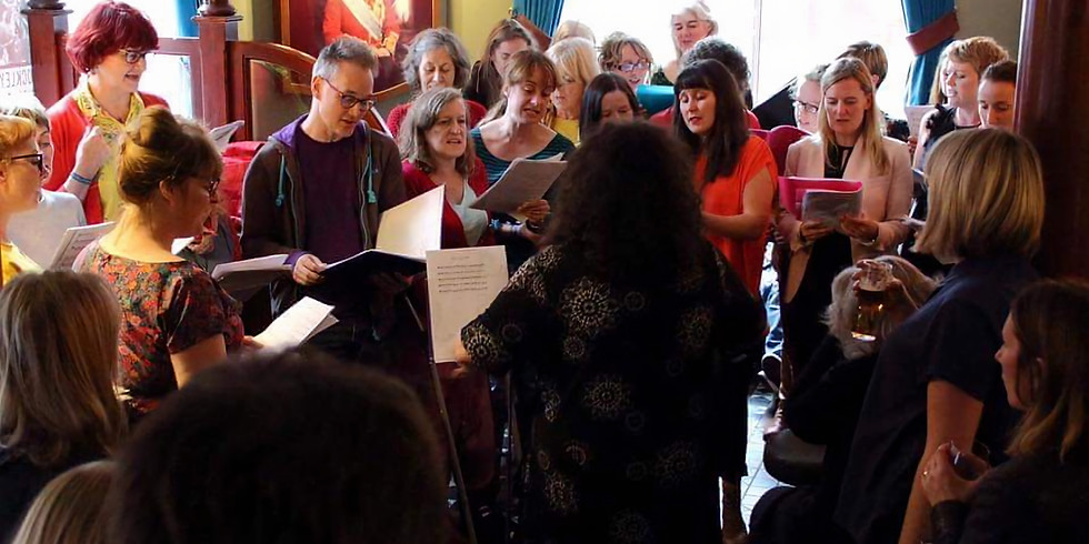 Open rehearsal in aid of Mount Zion Food Bank