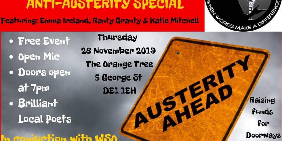 Real Talk 6 Anti-Austerity