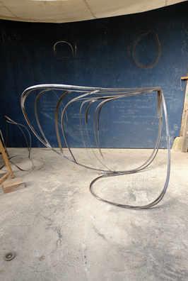 sculpture Binic Etables sur mer