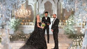 'Til Death Do Us Part: A Wicked Wonderland 'Selling Sunset' Wedding!