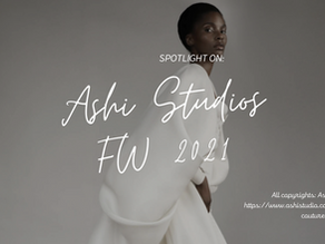 Spotlight on: Ashi Studios