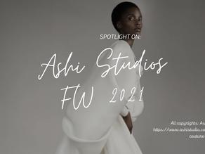 Spotlight on: Ashi Studios