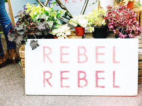 5 easy ways to add a bit of 'Rebel' into your 2020 events!