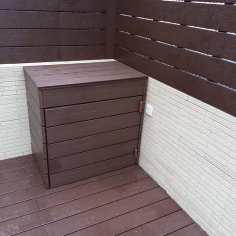 山貝村戶外木工程16