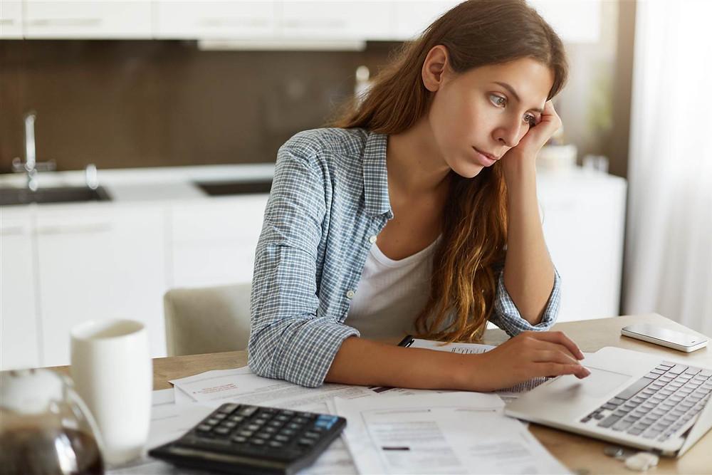 破產注意事項, 及貸款問題
