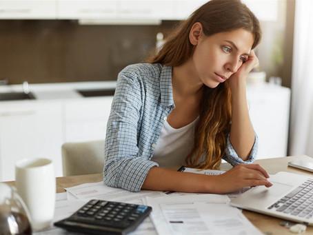破產注意事項, 破產後貸款問題