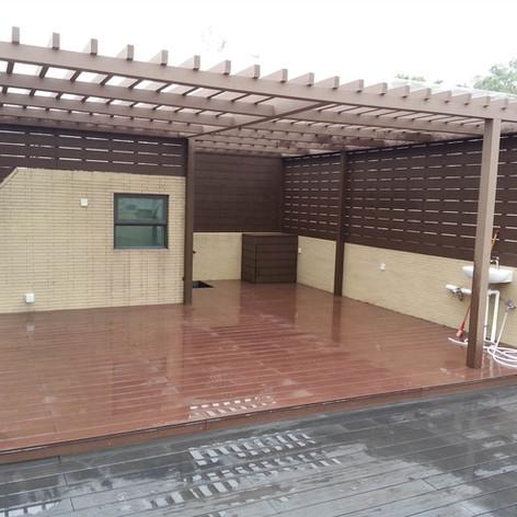 山貝村戶外木工程18