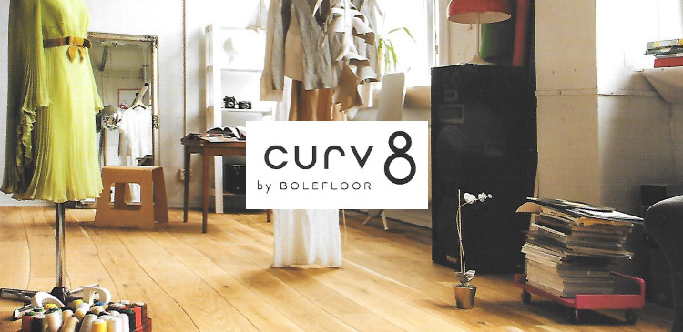 Curv 8 by Bolefloor Cover