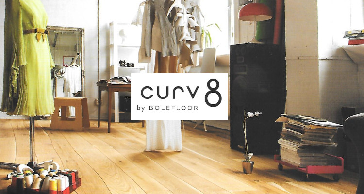 Curv 8 by Bolefloor Cover