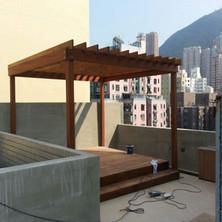 戶外木工程24