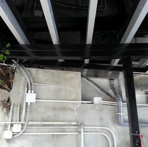 甲邊朗戶外木屋簷工程5