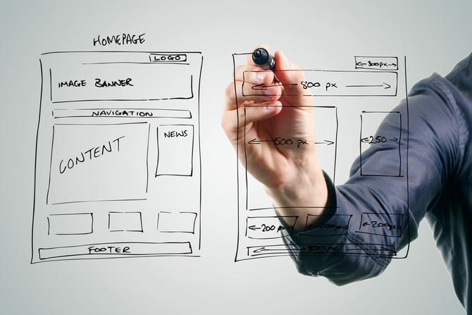 一般網站製作流程