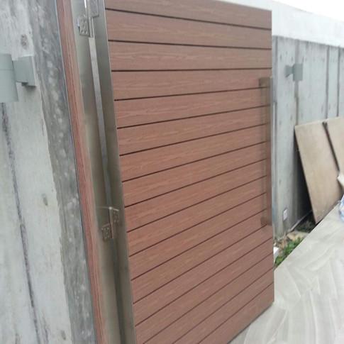 天水圍戶外木工程4