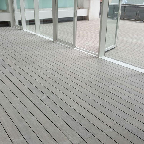 港威戶外木地板工程2