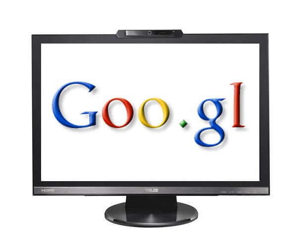 Google short URL way