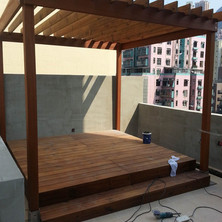 戶外木工程6