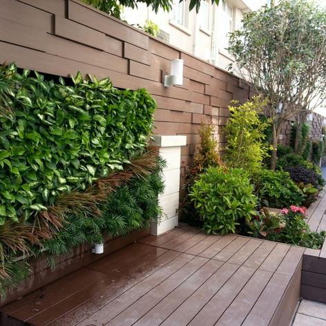 植物牆 案例26