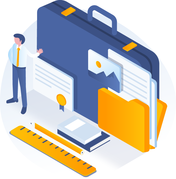 D-BIZ Web Portfolio