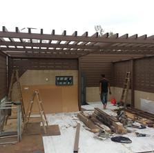 戶外木工程11