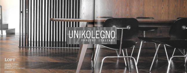 Unikolegno Parquet Italiano Cover