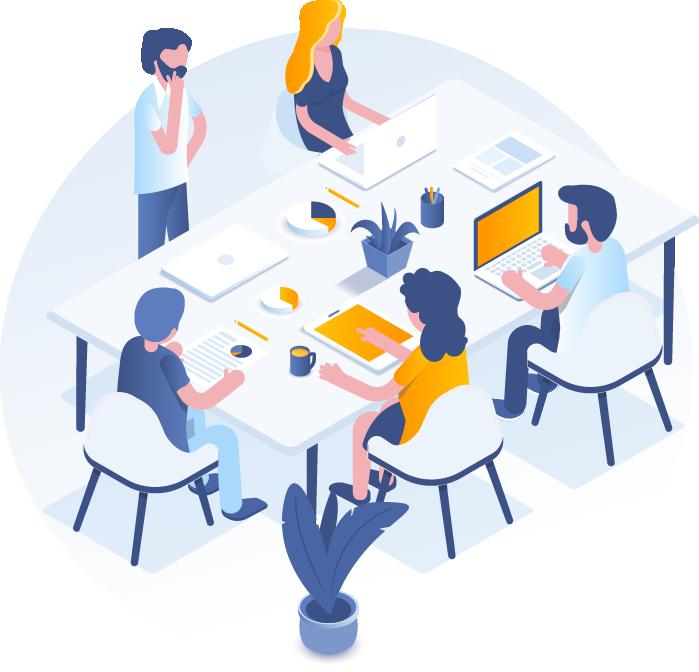 虛擬團隊管理和溝通