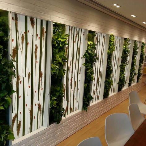 植物牆 案例22