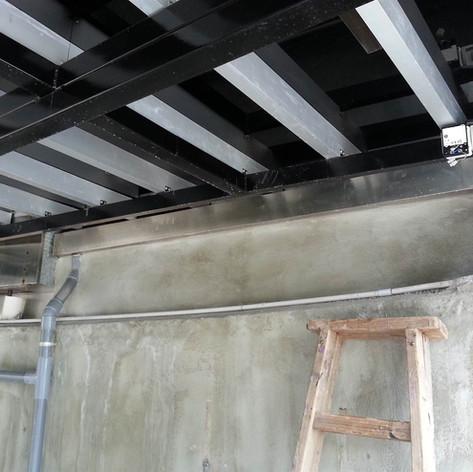 甲邊朗戶外木屋簷工程7