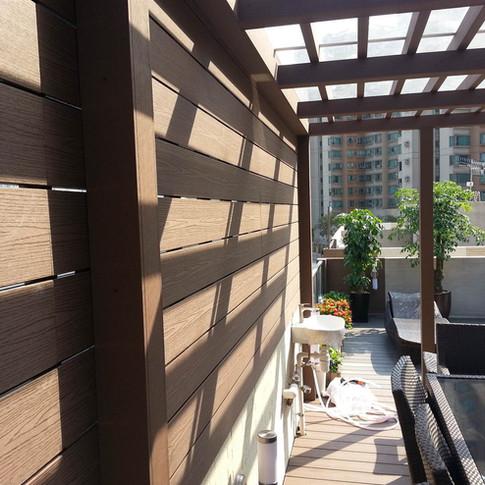 山貝村戶外木工程19