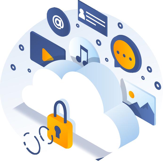 D-Biz Cloud Storage