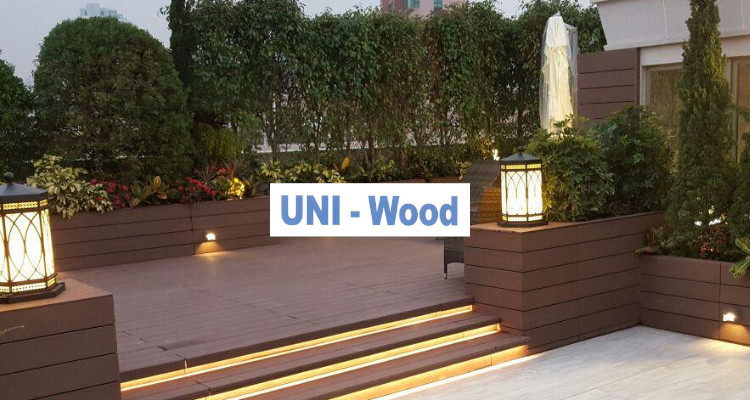Uni-wood Composite Floor