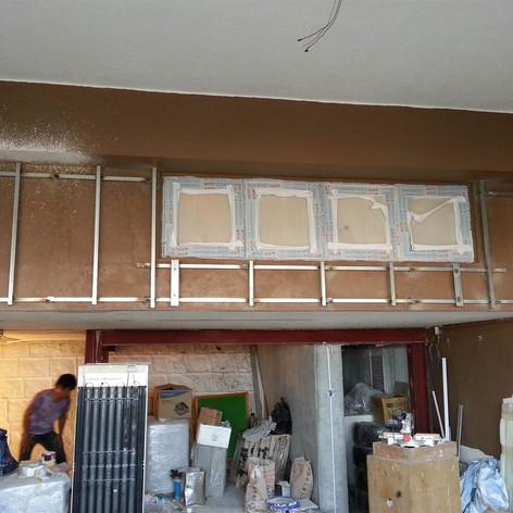 西貢戶外木工程2