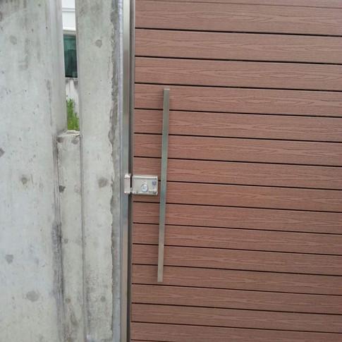天水圍戶外木工程2