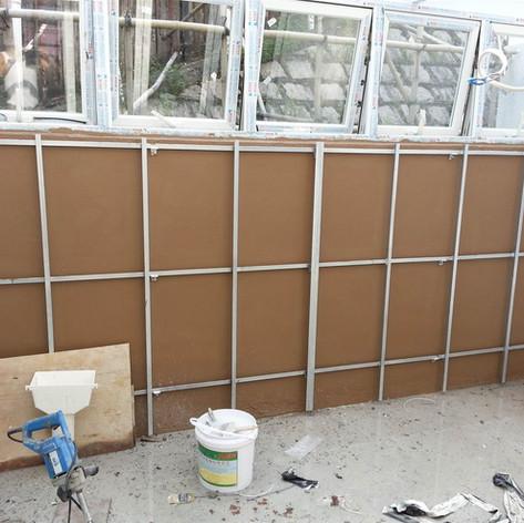 西貢戶外木工程3